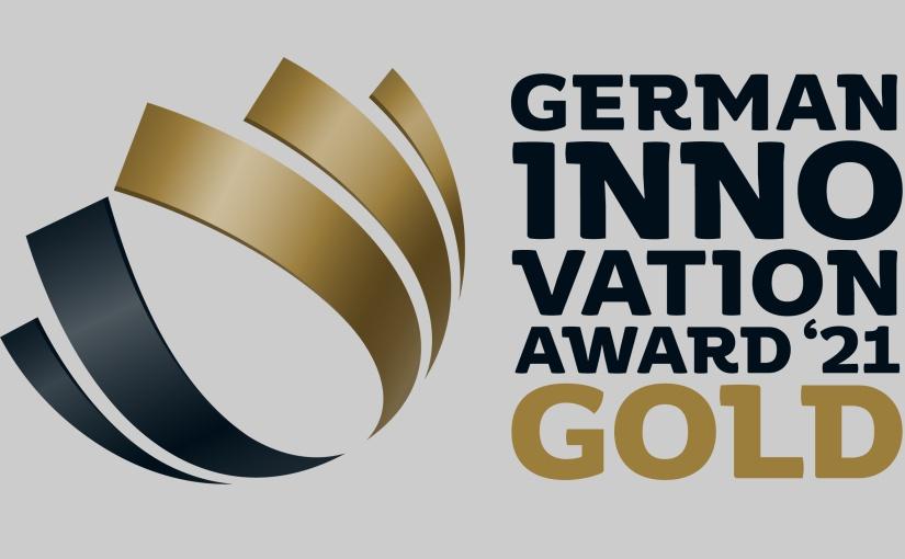 Bild Copyright: German Innovation Award 2021