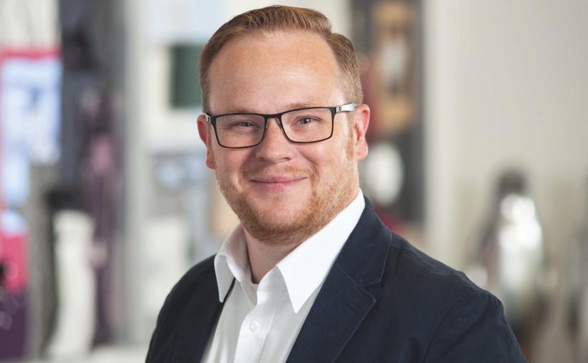 Björn Mylius, Geschäftsführer SMV Sitz- & Objektmöbel GmbH. - Foto: SMV Sitz- & Objektmöbel GmbH