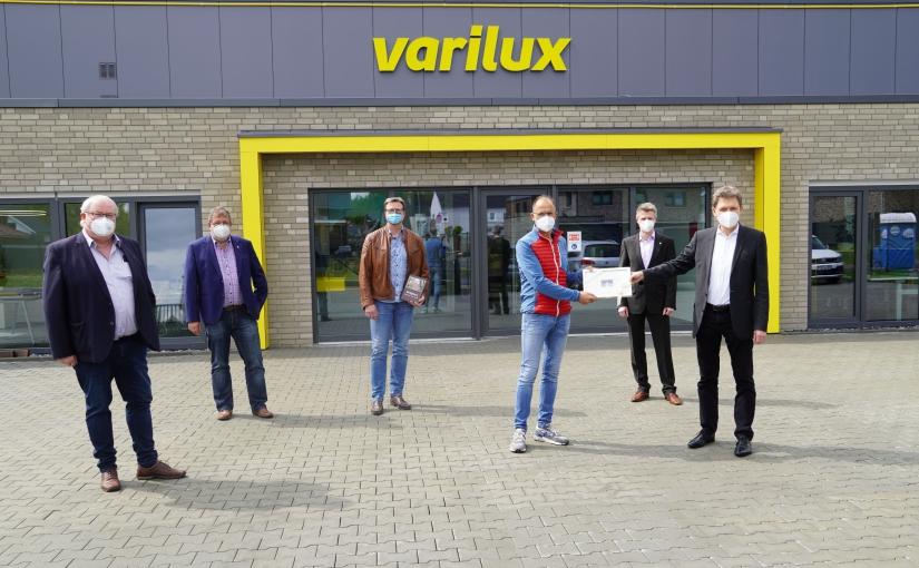 """""""varilux"""": Neueröffnung im neuen Gewerbegebiet von Lingen-Brögbern"""