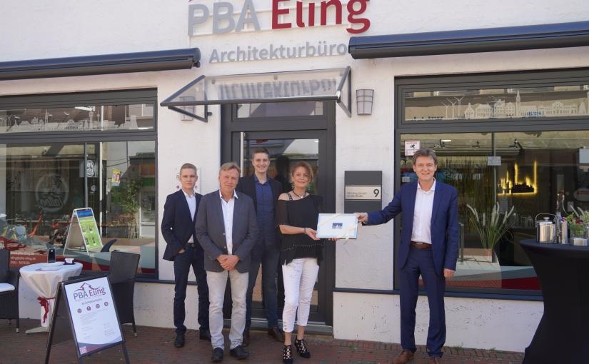 Architekturbüro PBA Eling GmbH in der Großen Straße neu eröffnet