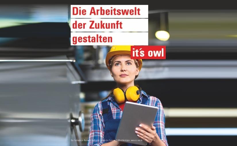 it's OWL Projekt AWARE: Wie sieht die Arbeit der Zukunft aus?