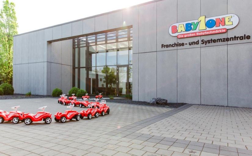 BabyOne Zentrale in Münster. - Foto Copyright: BabyOne