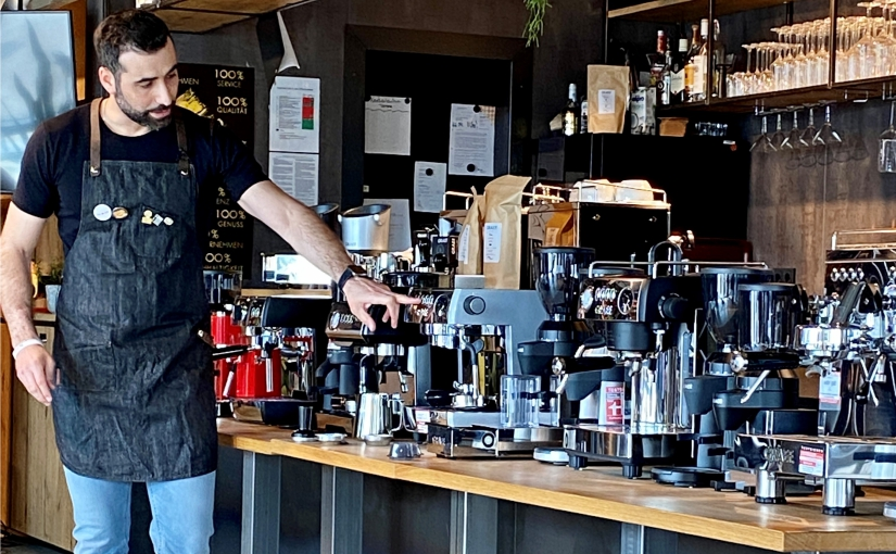 EK/servicegroup bringt Fachhandel mit Kaffee auf Touren