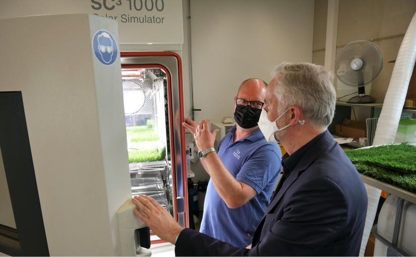 WFO: Expertise und Innovation – Stippvisite im Wissenschaftspark