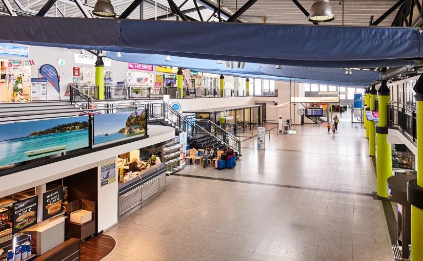 Am Flughafen Paderborn/Lippstadt ganz bequem die Urlaubsreise buchen