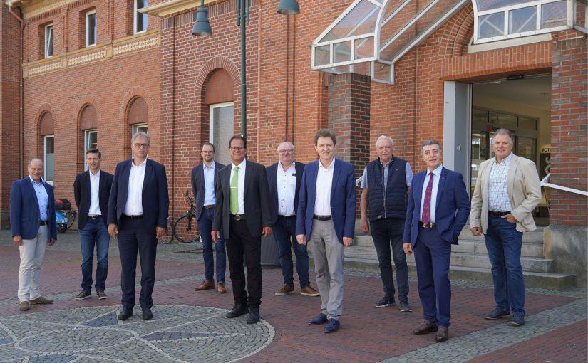 Neues Eingangstor für die Stadt Lingen