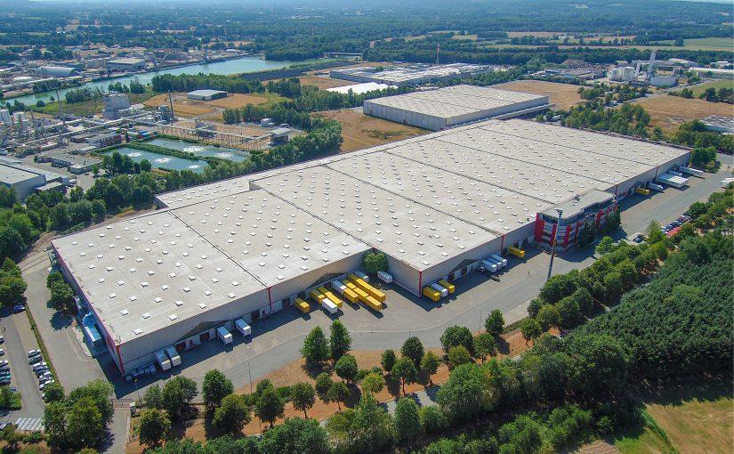 Zusätzliche 30.000 Quadratmeter Logistikfläche: FIEGE erweitert Standort in Ibbenbüren