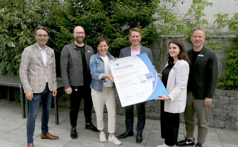Top in der Ausbildung: L&T aus Osnabrück