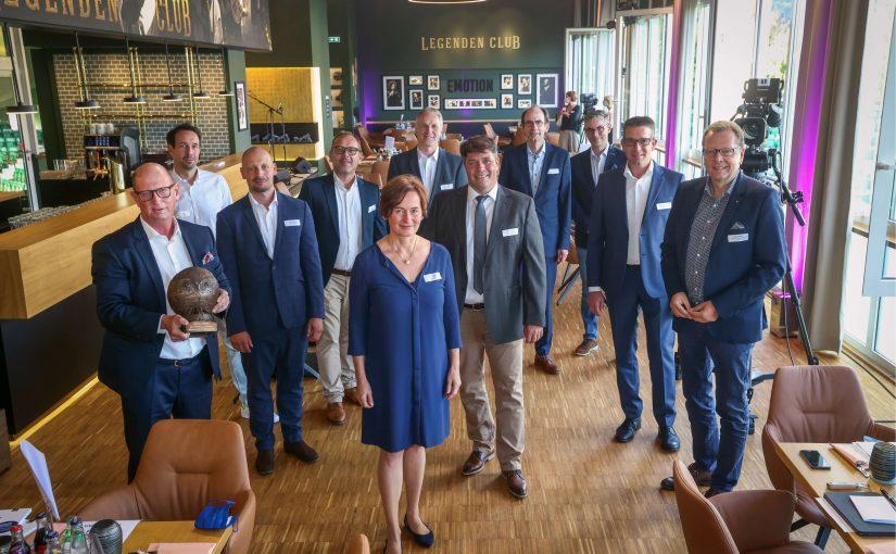 Lokalradios in OWL und dem Kreis Warendorf mit dem begehrtesten Marketingpreis der Region ausgezeichnet