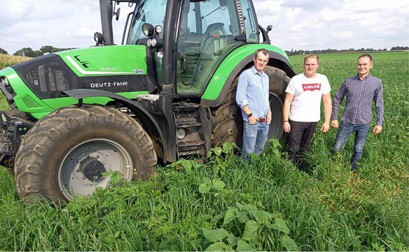 Positive Zwischenbilanz in Sachen Agrarberatung