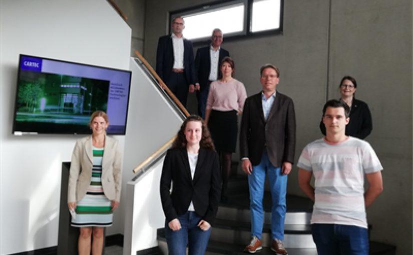 Studierende der Hochschule Hamm-Lippstadt kooperieren mit Unternehmen