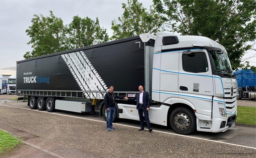 Gemeinsam für mehr Effizienz und Sicherheit im Straßengüterverkehr