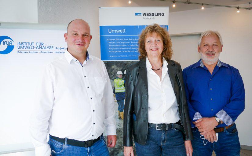 WESSLING expandiert mit Gutachter- und Sachverständigenbüro IFUA