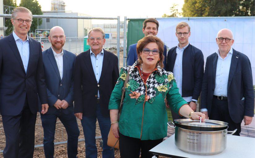 apetito investiert in Neubau eines Betriebsrestaurants