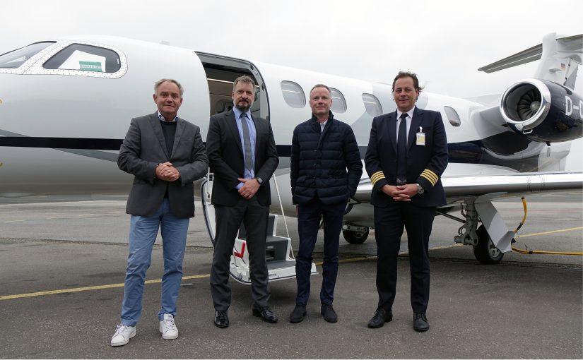 Northwings Airlines errichtet Basis am Flughafen Münster/Osnabrück